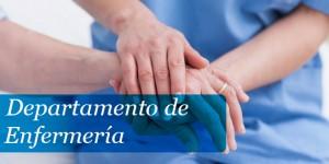 Departamento de Enfermería