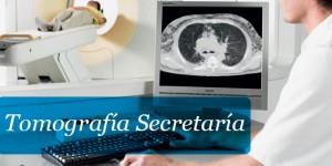 Tomografía Secretaría